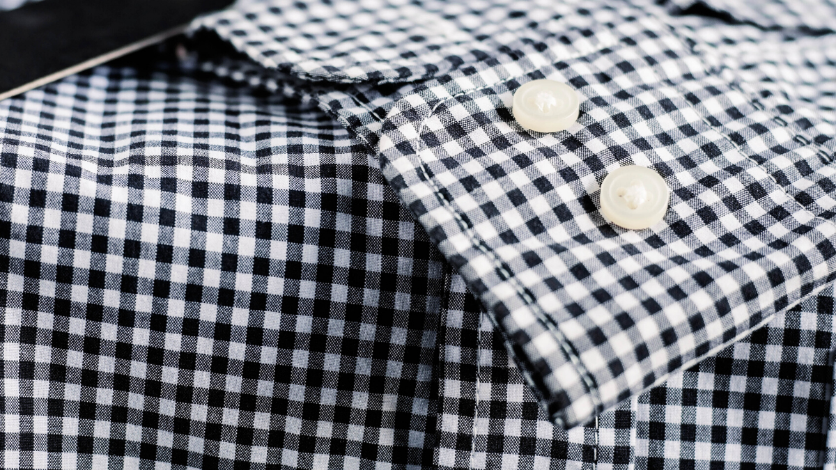 Magnetic Buttons Shirt