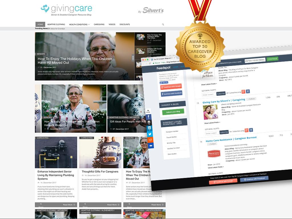 best top caregiver blog