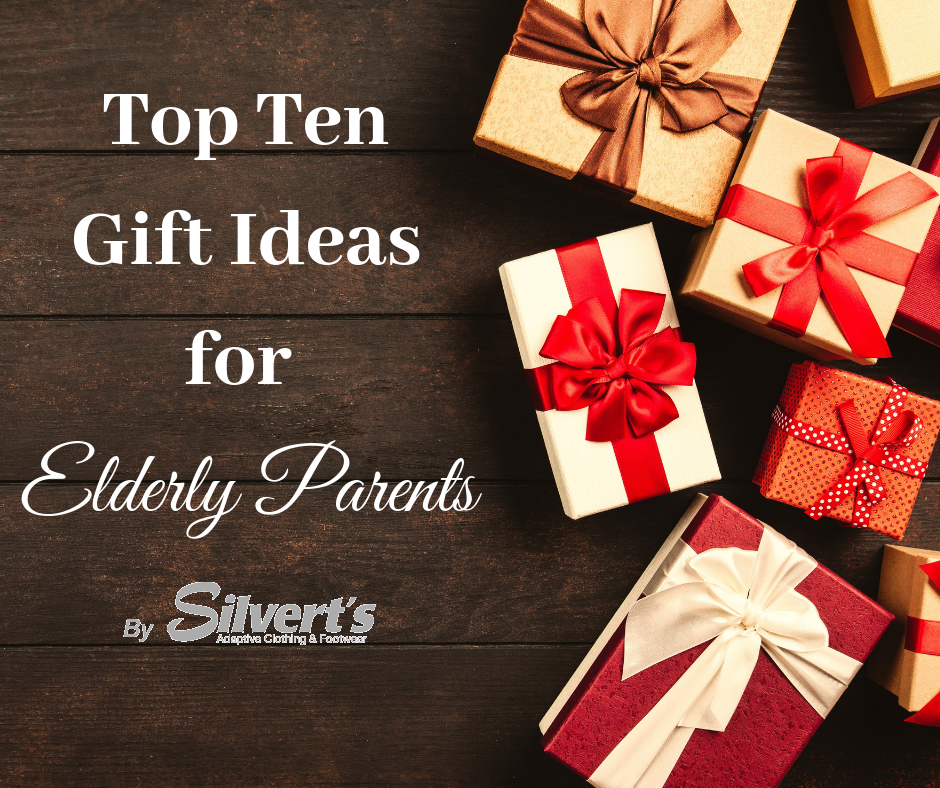 Top Ten Christmas Presents to get your Elderly Parent - Giving Care ...