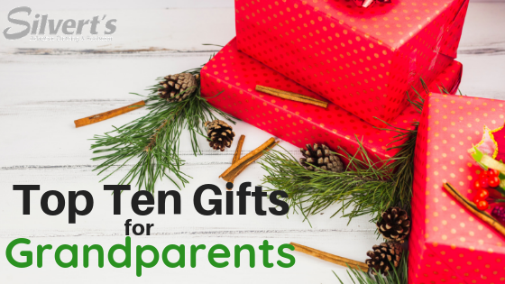 Christmas Ideas 2019 Gifts.Top Ten Great Gift Ideas For Grandparents 2019
