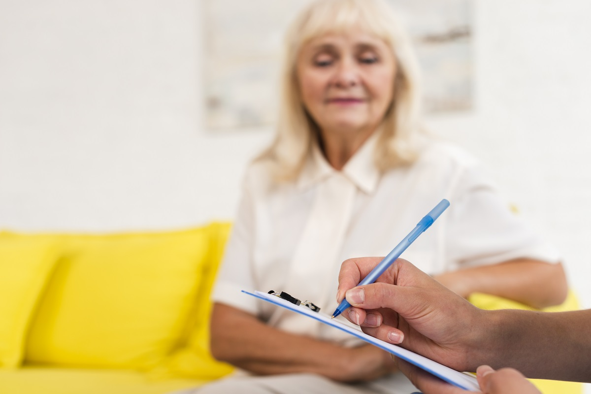 Alzheimer's patient care